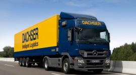 Operator logistyczny Dachser podsumowuje rok 2013