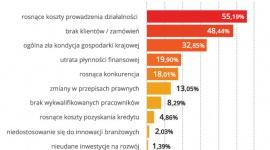 Bariery rozwoju mikroprzedsiębiorstw w 2014 roku