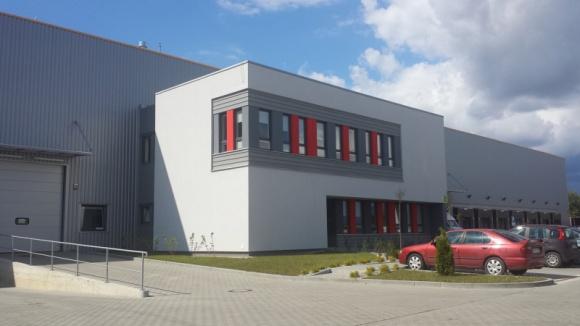 Universal Express korzysta już z kolejnych 2 tys. mkw. w MLP Pruszków II