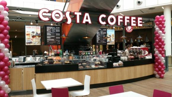 COSTA COFFEE rośnie w siłę i otwiera nowe kawiarnie w trzech miastach
