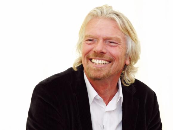 Sir Richard Branson będzie inspirował MSP podczas Sage Summit 2016