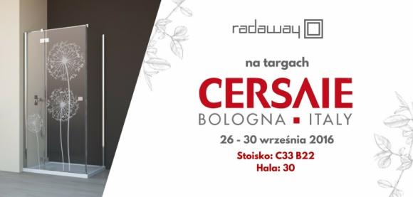 Radaway na targach Cersaie w Bolonii