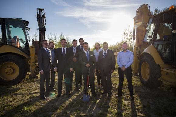 MLP Group startuje z budową centrum dystrybucyjnego dla MAKRO