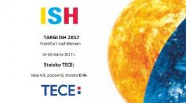 Firma TECE na targach ISH 2017