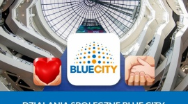 Działania społeczne Centrum Handlowego Blue City