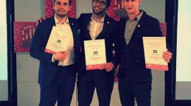 KERRIS Group na 20 miejscu w rankingu 50 Najbardziej Kreatywnych w Biznesie
