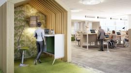Przestrzeń biura jeszcze bardziej smart?