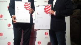 Mikomax odebrał Red Dot Award w kategorii Best of the Best