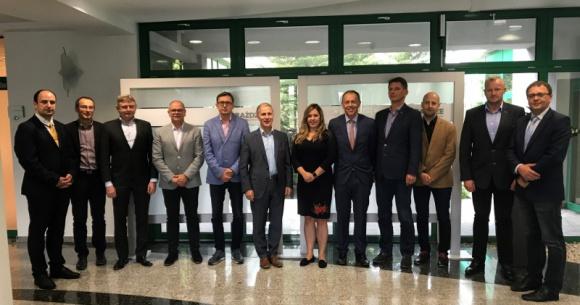 Innowacje łączą Skanska i Górażdże BIZNES, Firma - Skanska wspólnie z Grupą Górażdże Cement S.A. łączą siły, by rozwijać innowacje w technologiach betonowych i digitalizacji.