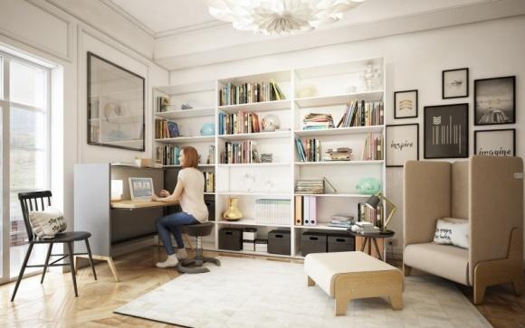 Biuro w domu, czy to się opłaca?