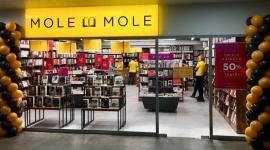 Otwarto księgarnie Mole Mole na Dworcu Centralnym