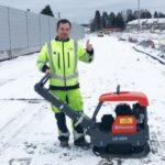 Sprzęt skradziony w Norwegii odnaleziony w Polsce