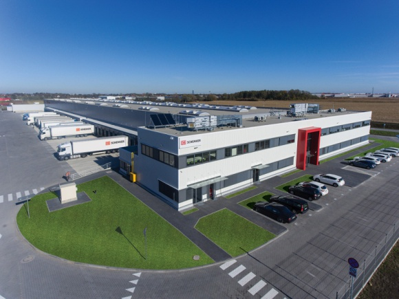 DB Schenker otwiera nowy ekologiczny terminal i zwiększa wolumen