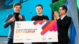 Rozwiń skrzydła ze Startup Program
