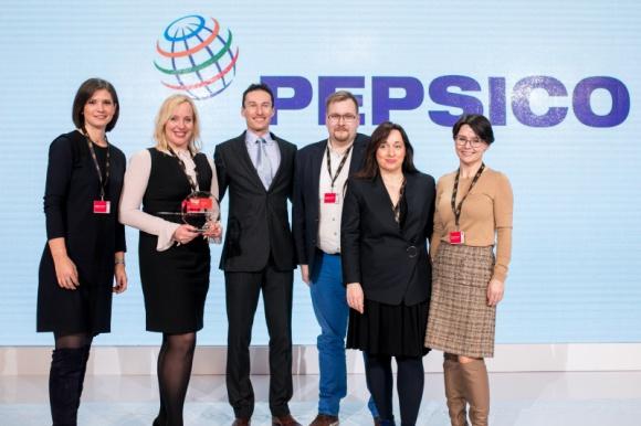 Podwójne podium dla PepsiCo w prestiżowym konkursie Top Employer!
