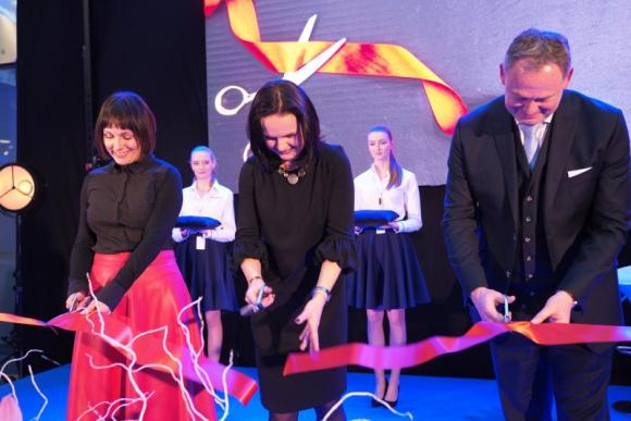 Centrum biznesowe Olympus debiutuje w Polsce