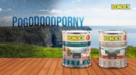 Bondex Pogodoodporny – ruszyła nowa kampania medialna PPG