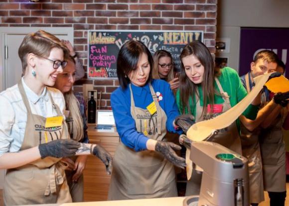 Kulinarny team building w CulinaryOn