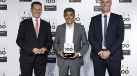 fischer nagrodzony prestiżowym tytułem Top Innovator