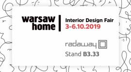 Radaway z nowościami na Warsaw Home 2019