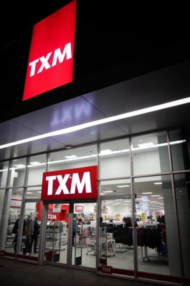 TXM otworzył 50 sklepów w galeriach