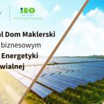 Prosper Capital Dom Maklerski partnerem Instytutu Energetyki Odnawialnej